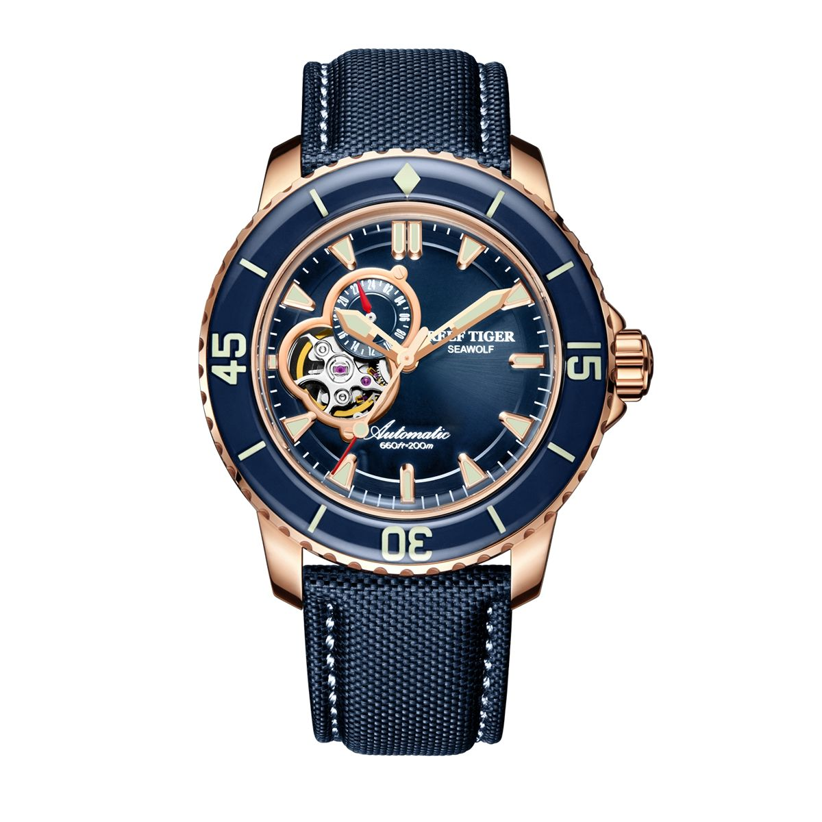 mens waterproof automatic watches